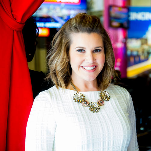 Television Anchor Kara Sewell